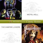 [B009S09ZPE] 地獄のモーテル+バンパイア・ラヴァーズ (初回生産限定) [DVD]